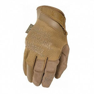 Перчатки Mechanix Specialty Hi-Dexterity coyote MSD-72